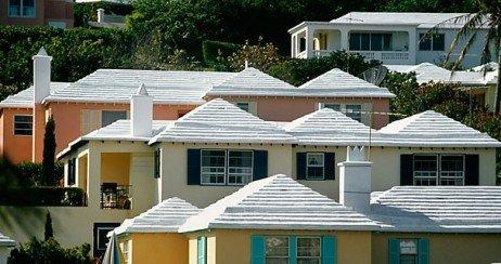 Pintar telhado de branco