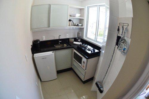 com o cooktop sendo modular, ele pode acabar atrapalhando sua cozinha