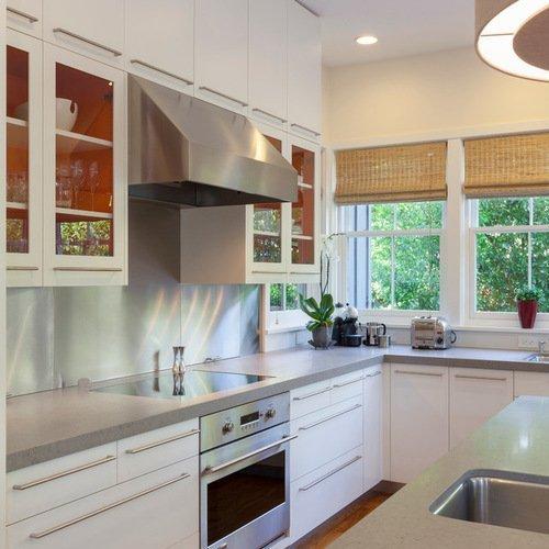 dando um efeito que um cooktop não conseguiria (Foto wwwhouzzco