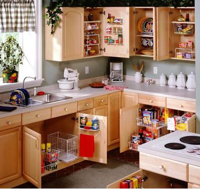 Como organizar arm rio de cozinha 2 quartos - Como organizar armarios ...