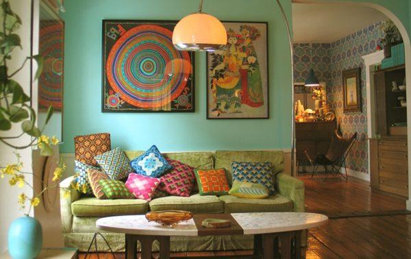 Casa Hippies : Dicas de decoração hippie para sua casa quartos