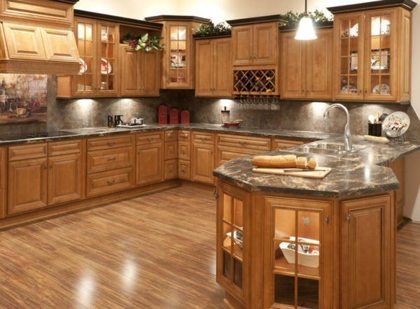 Solid Wood Kitchens Online