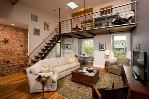 O que um apartamento loft 2 quartos - Apartamento tipo loft ...